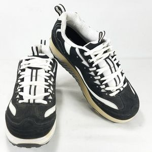 Skechers Shape Ups Womens Athletic Sneakers Shoes